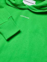 Calvin Klein Jeans - MICRO BRANDING HOODIE - gensere og hettegensere - acid green - 2