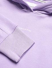 Calvin Klein Jeans - MICRO BRANDING HOODIE - hettegensere - palma lilac - 2