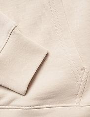 Calvin Klein Jeans - LOGO TRIM HOODIE - gensere og hettegensere - white sand - 3