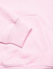 Calvin Klein Jeans - MONOGRAM LOGO HOODIE - hettegensere - pearly pink/quiet grey - 3