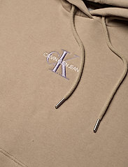 Calvin Klein Jeans - MONOGRAM LOGO HOODIE - hettegensere - string - 2