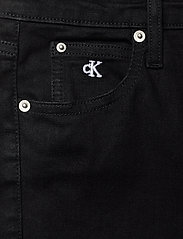 Calvin Klein Jeans - HIGH RISE SUPER SKINNY ANKLE - skinny jeans - denim black - 2