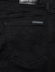 Calvin Klein Jeans - HIGH RISE SUPER SKINNY ANKLE - skinny jeans - denim black - 4