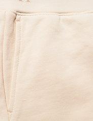 Calvin Klein Jeans - LOGO TRIM KNIT SHORT - shorts casual - white sand - 2
