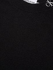 Calvin Klein Jeans - NECK LOGO FLUFFY SWEATER - gensere - ck black - 2