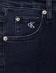 Calvin Klein Jeans - HIGH RISE SUPER SKINNY ANKLE - skinny jeans - denim dark - 2