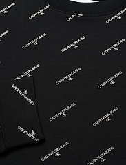 Calvin Klein Jeans - AOP GOLD LOGO CN DRESS - hverdagskjoler - ck monogram aop - 2