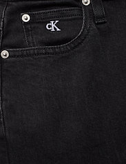 Calvin Klein Jeans - HIGH RISE MIDI SKIRT - denimskjørt - denim black - 2