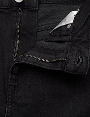 Calvin Klein Jeans - HIGH RISE MIDI SKIRT - denimskjørt - denim black - 3