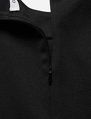 Calvin Klein Jeans - MILANO CENTER INSTITUTIONAL SS - crop tops - ck black - 3