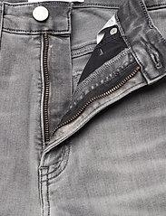 Calvin Klein Jeans - HIGH RISE SUPER SKINNY ANKLE - skinny jeans - denim black - 3