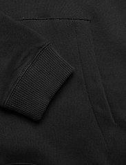 Calvin Klein Jeans - MONOGRAM HOODIE DRESS - hverdagskjoler - ck black - 3