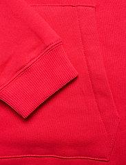 Calvin Klein Jeans - MONOGRAM HOODIE DRESS - hverdagskjoler - racing red - 3