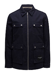 ORANO FIELD JACKET - NIGHT SKY