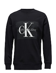 CORE MONOGRAM - CK BLACK
