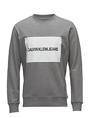 INSTITUTIONAL BOX SL - GREY HEATHER