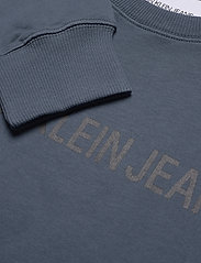 Calvin Klein Jeans - INSTITUTIONAL LOGO SWEATSHIRT - svetarit - orion blue - 2