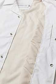 Calvin Klein Jeans - INSTITUTIONAL LOGO COACH JACKET - kevyet takit - bright white - 4