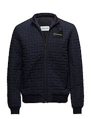 LIGHT WEIGHT QUILTED - NIGHT SKY