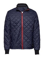 QUILTED JACKET - NIGHT SKY
