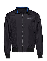 CORE NYLON JACKET - CK BLACK