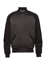MIX MEDIA BOMBER - CK BLACK