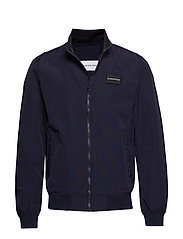 ZIP-UP HARRINGTON - NIGHT SKY