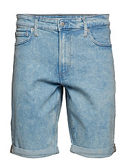 SLIM SHORT - OSCAR BLUE ROLLED