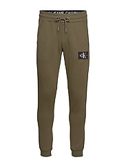 MONOGRAM PATCH HWK PANT - DEEP DEPTHS