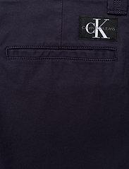 Calvin Klein Jeans - SKINNY WASHED CARGO PANT - cargo housut - night sky - 5