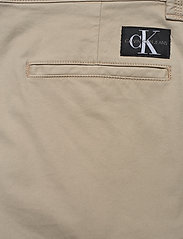 Calvin Klein Jeans - SKINNY WASHED CARGO PANT - cargo housut - plaza taupe - 4