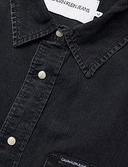 Calvin Klein Jeans - MODERN WESTERN SHIRT - casual overhemden - ca082 blue black - 2