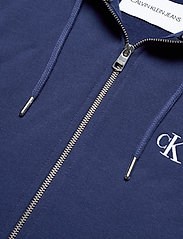 Calvin Klein Jeans - CK ESSENTIAL REG ZIP THROUGH - basic sweatshirts - blueprint - 2