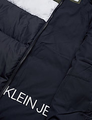 Calvin Klein Jeans - COLOR BLOCK DOWN PUFFER - kurtki puchowe - night sky / deep depths - 6