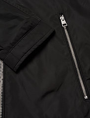 Calvin Klein Jeans - NYLON RACER WITH DETAILS - light jackets - ck black - 5