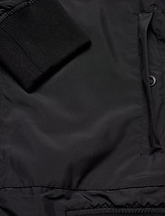Calvin Klein Jeans - HOODED BLOCKING NYLON JACKET - light jackets - ck black/white - 5