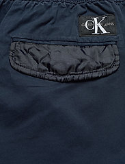 Calvin Klein Jeans - SIMPLE WASHED CARGO SHORT - cargo shorts - night sky - 4