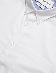 Calvin Klein Jeans - CHAMBRAY SLIM STRETCH - basic overhemden - bright white - 2