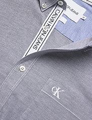 Calvin Klein Jeans - CHAMBRAY SLIM STRETCH - basic overhemden - night sky - 3