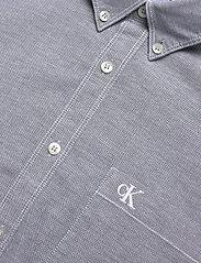 Calvin Klein Jeans - CHAMBRAY SLIM STRETCH - basic overhemden - night sky - 4