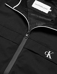 Calvin Klein Jeans - ZIP UP HARRINGTON - light jackets - ck black - 4