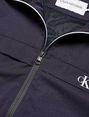 Calvin Klein Jeans - ZIP UP HARRINGTON - kurtki-wiosenne - night sky - 4