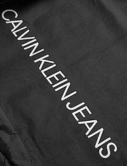 Calvin Klein Jeans - PADDED HOODED JACKET - kurtki puchowe - ck black - 8