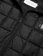 Calvin Klein Jeans - PADDED GILET - vests - ck black - 3