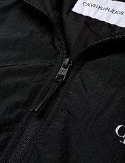 Calvin Klein Jeans - SILVER BLOCKING JACKET - kurtki-wiosenne - silver metallic - 5