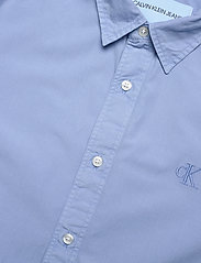 Calvin Klein Jeans - GMD 40' POPLIN SS SHIRT - basic overhemden - chambray blue - 3