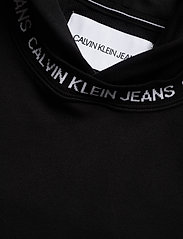 Calvin Klein Jeans - SUBTLE INSTITUTIONAL LOGO HOODIE - basic sweatshirts - ck black - 2