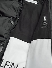 Calvin Klein Jeans - HOODED PUFFER JACKET - kurtki puchowe - ck black - 6
