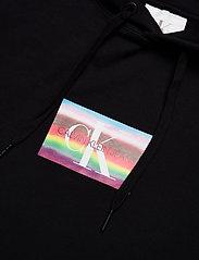 Calvin Klein Jeans - SMALL FLAG REG - hupparit - ck black - 3