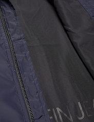 Calvin Klein Jeans - NYLON BIKER JACKET - vestes légères - night sky - 5